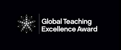 Global Teaching Excellence Award Logo