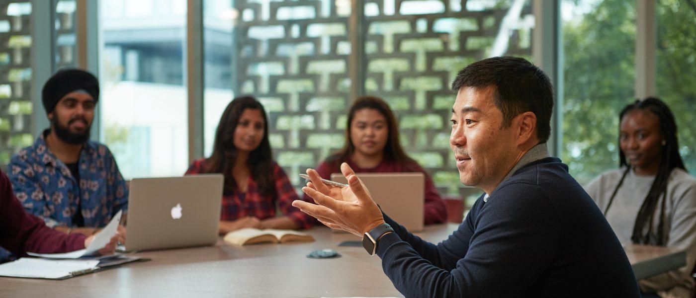 Joe Kim Teaching Excellence