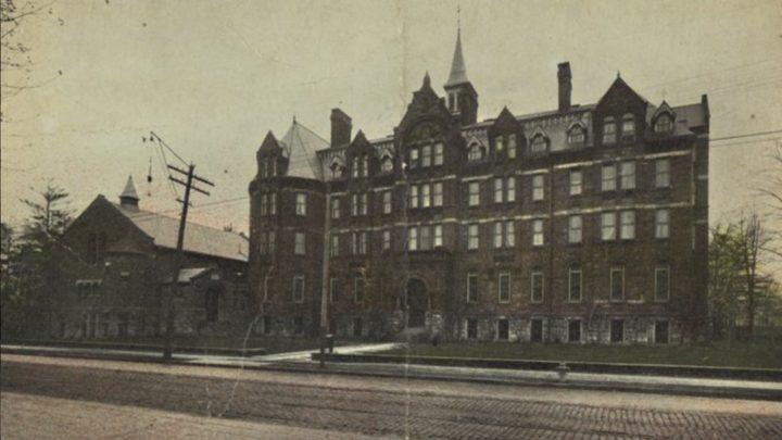 McMaster's original Toronto building