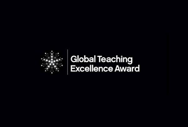 Global Teaching Excellence Award logo