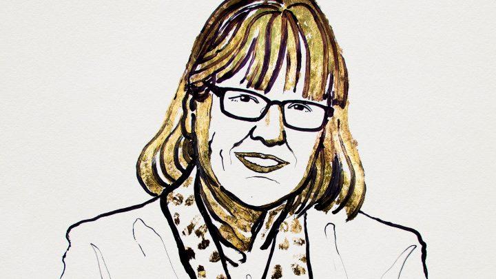 Illustration of Donna Strickland